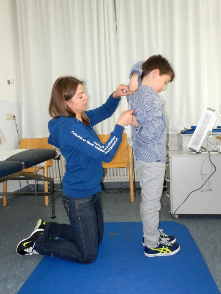körperliche Entwicklung von Herzkindern