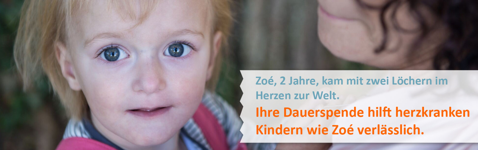Dauerspenden-Banner
