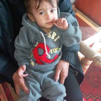 Herzkind aMaryam aus Afghanistan