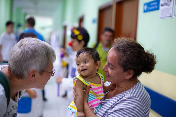 Wartebereich El Salvador