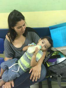 Kind in El Salvador