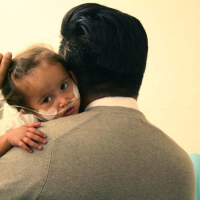 Herzkind Maryam aus Afghanistan