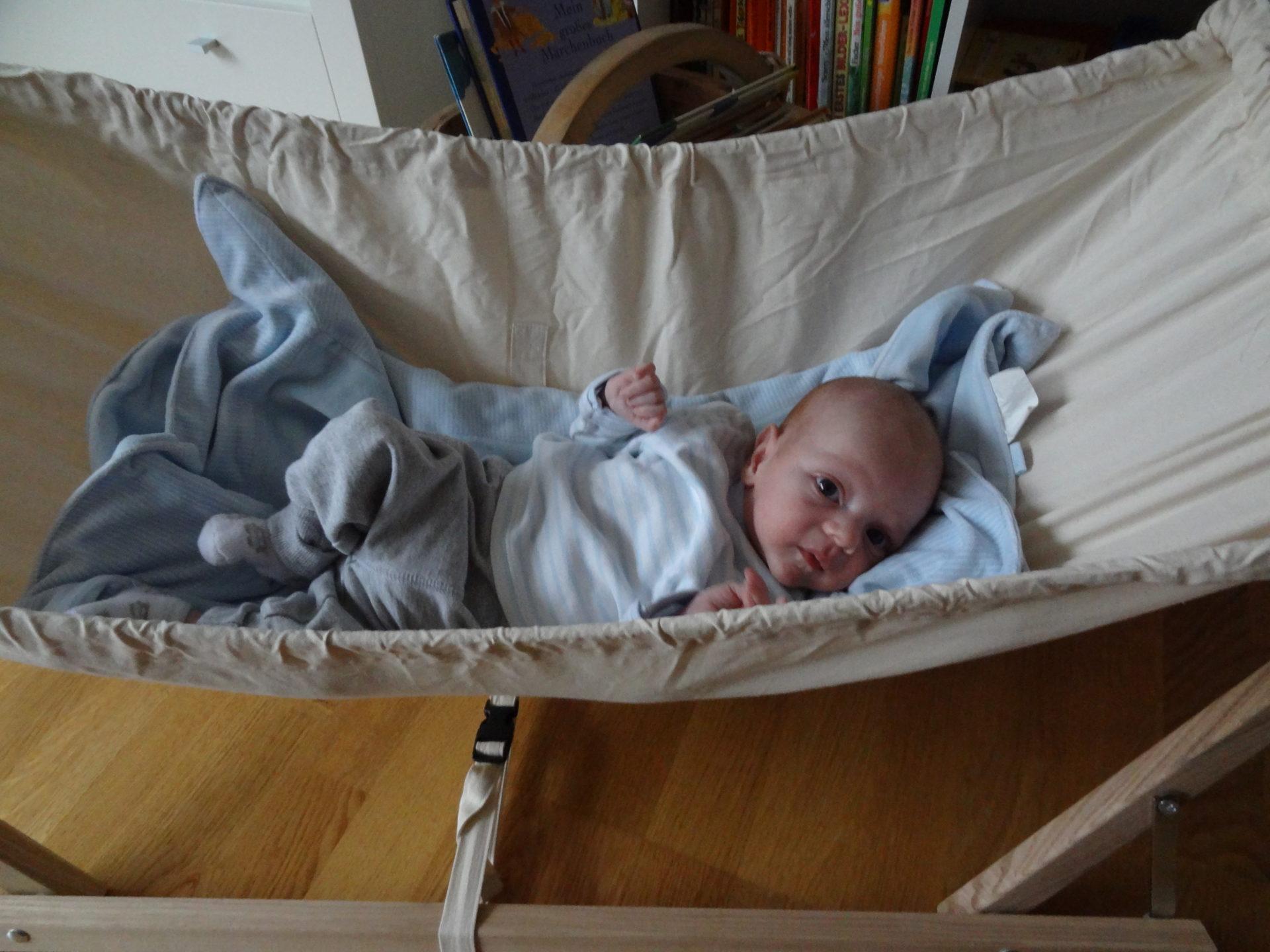 Bruno als Baby