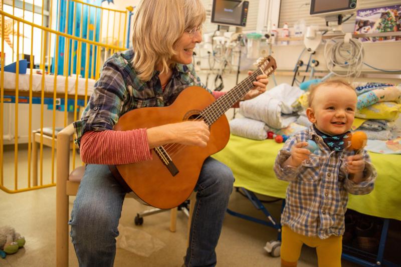 Musiktherapie mit Angelika König Göttingen