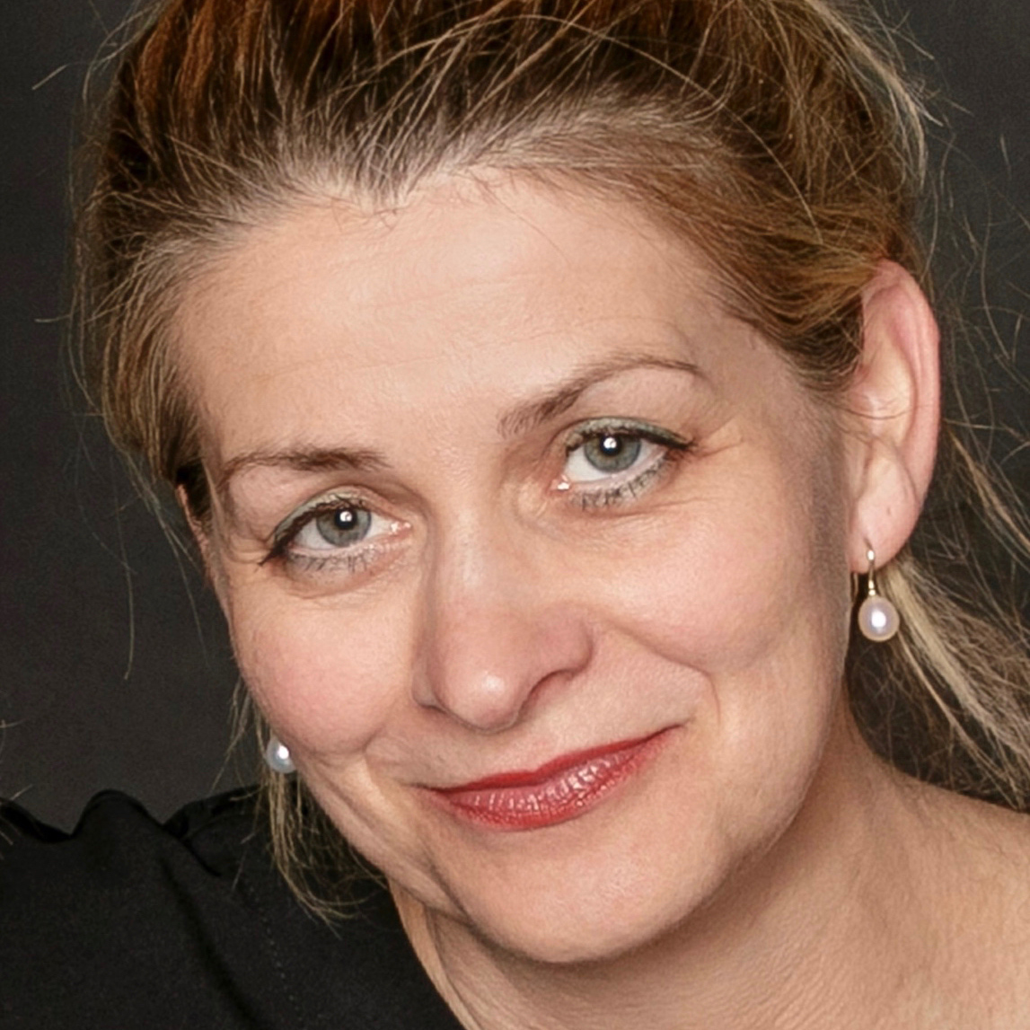 Musiktherapeutin Anna Fischer
