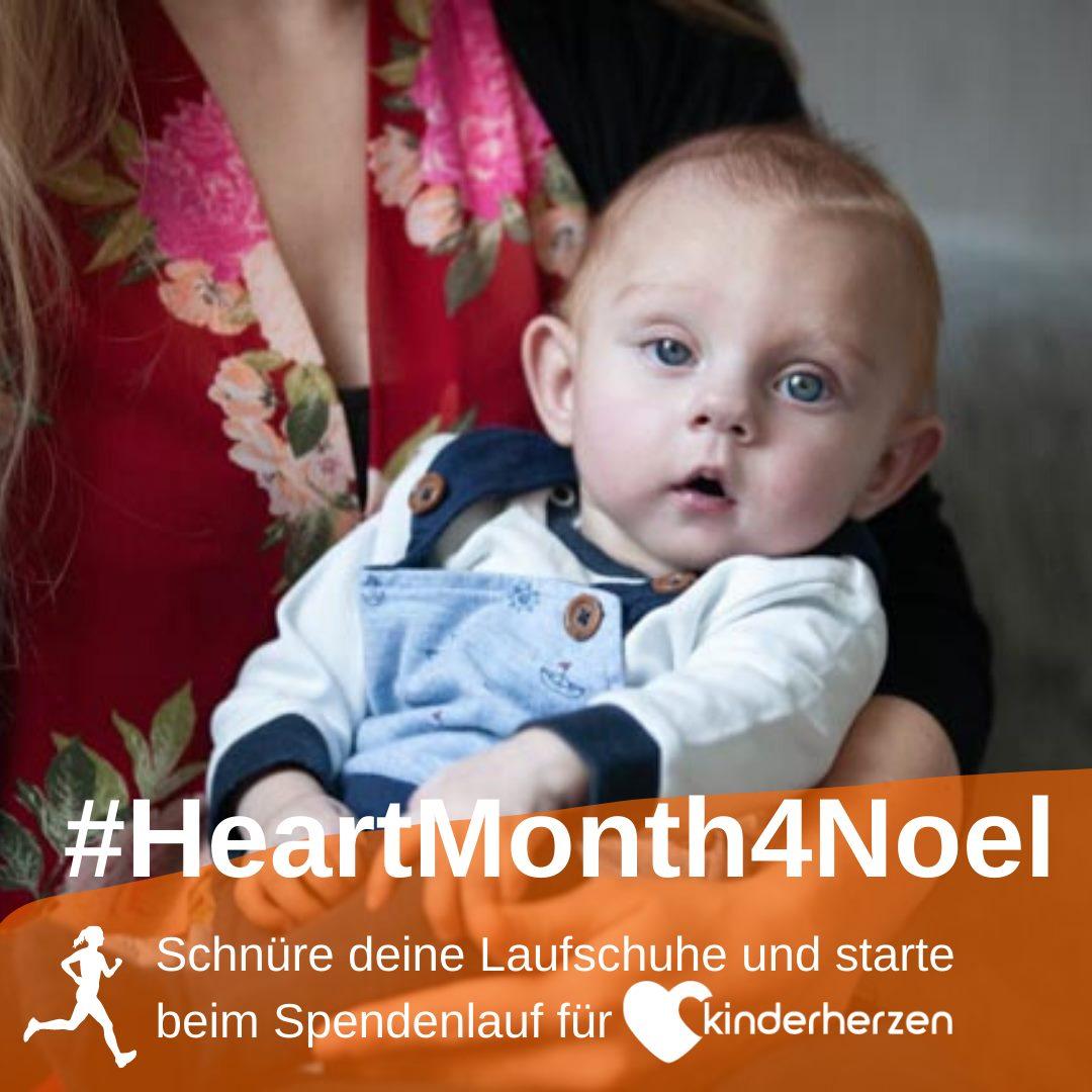 #heartmonth4noel